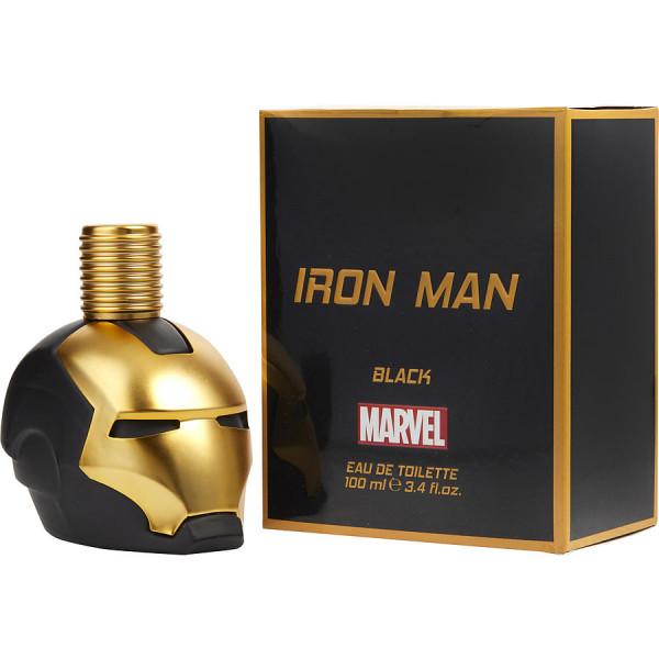 Iron Man Black - Marvel Eau de toilette en espray 100 ml