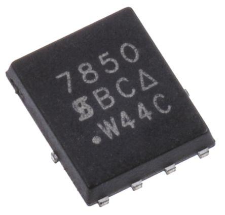 Vishay N-Channel MOSFET, 6.2 A, 60 V, 8-Pin PowerPAK SO  SI7850DP-T1-E3 (5)