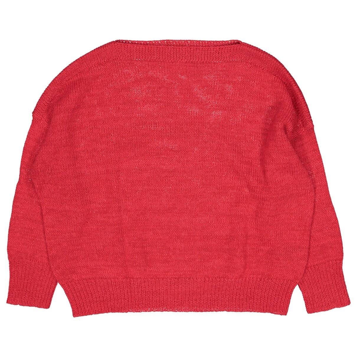 Isabel Marant Etoile - Pull   pour femme en laine - rouge