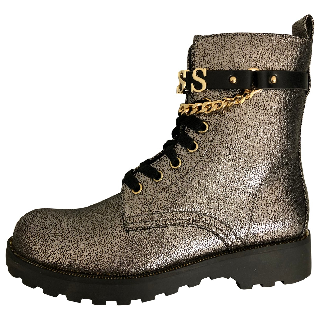Guess \N Stiefeletten in Polyester