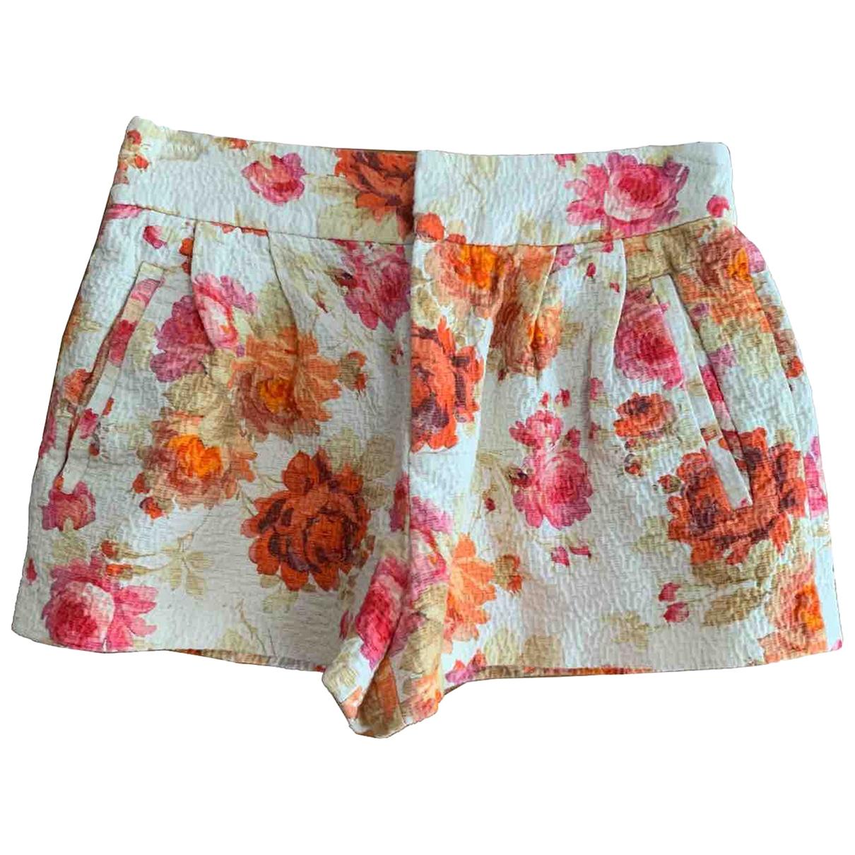 Zara \N Shorts in Synthetik