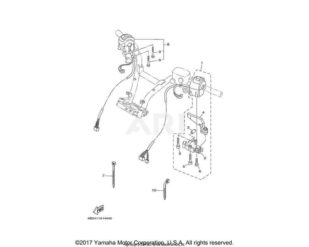 Yamaha OEM 5RB-13569-00-00 PLUG, BLIND