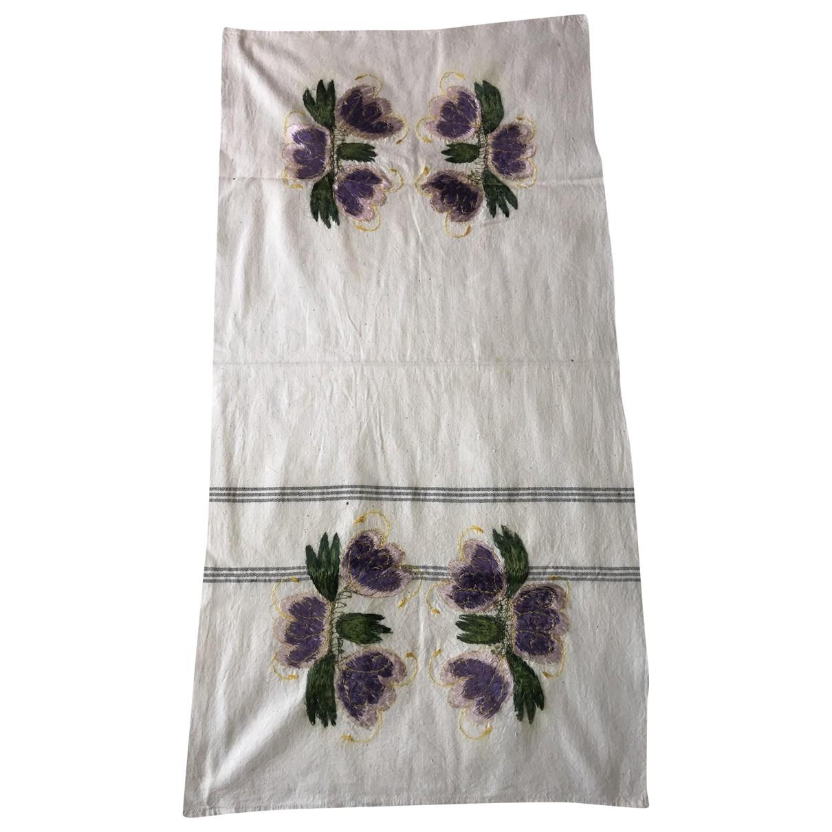 Textil de hogar de Lino Non Signe / Unsigned