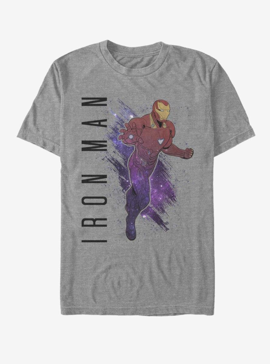 Marvel Avengers: Endgame Iron Man Painted T-Shirt