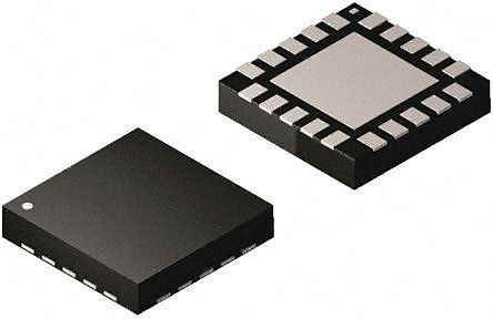 Silicon Labs Si4460-C2A-GM, RF Transceiver IC 142MHz to 1050MHz 20-Pin QFN (5)