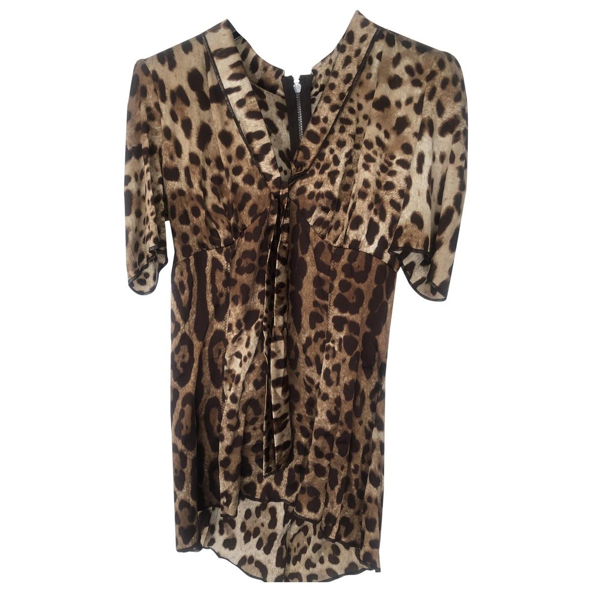 Dolce & Gabbana \N Silk  top for Women 38 IT