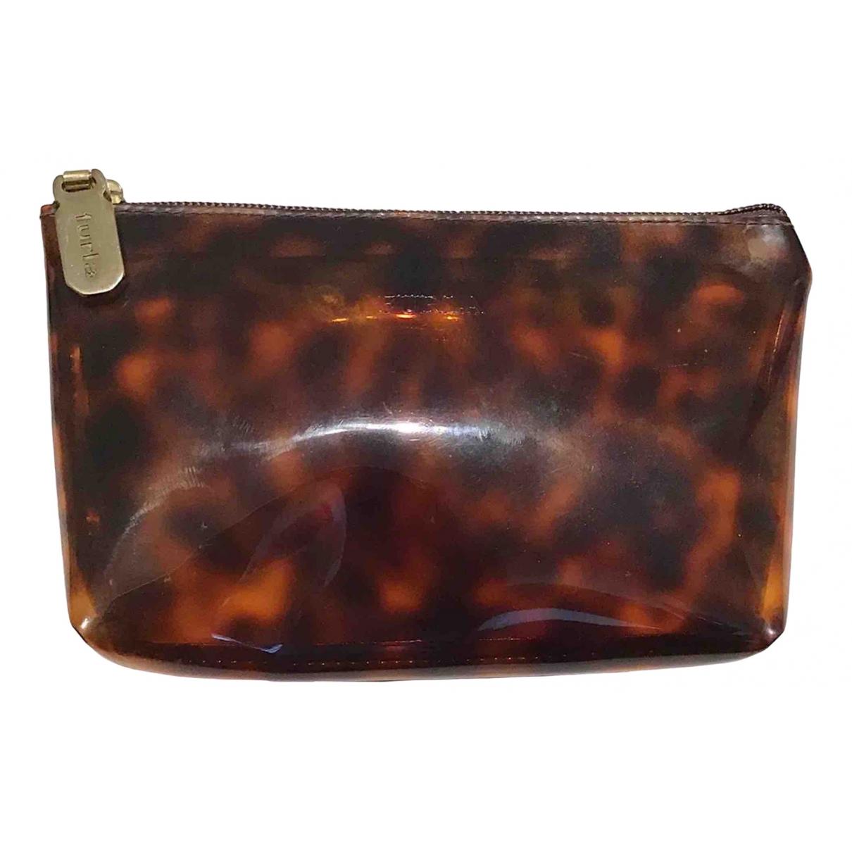 Furla \N Brown Purses, wallet & cases for Women \N