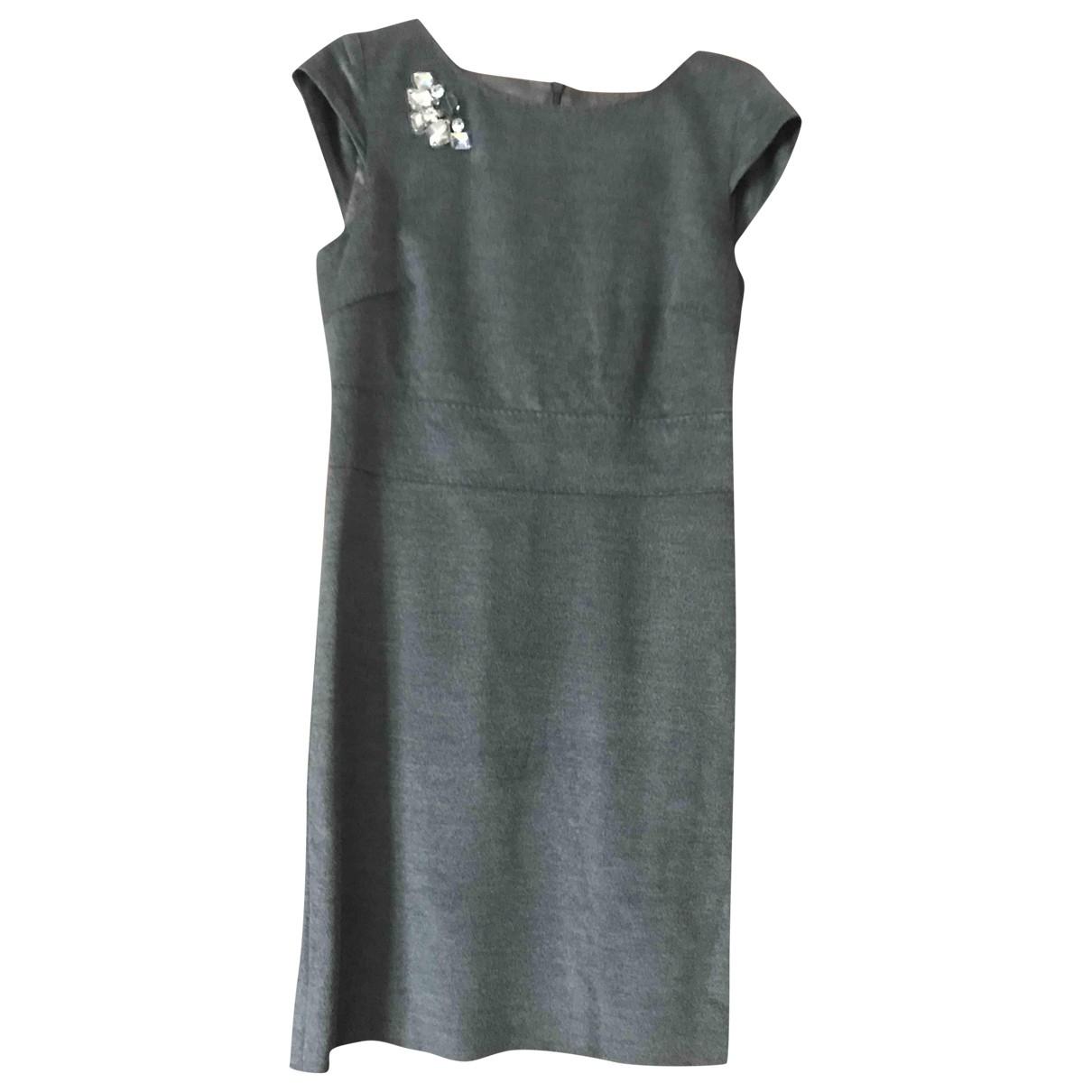 Blumarine - Robe   pour femme - gris