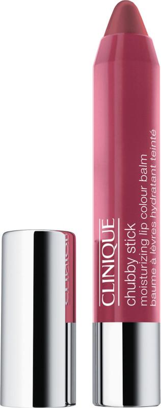 Chubby Stick Moisturizing Lip Colour Balm - Super Strawberry