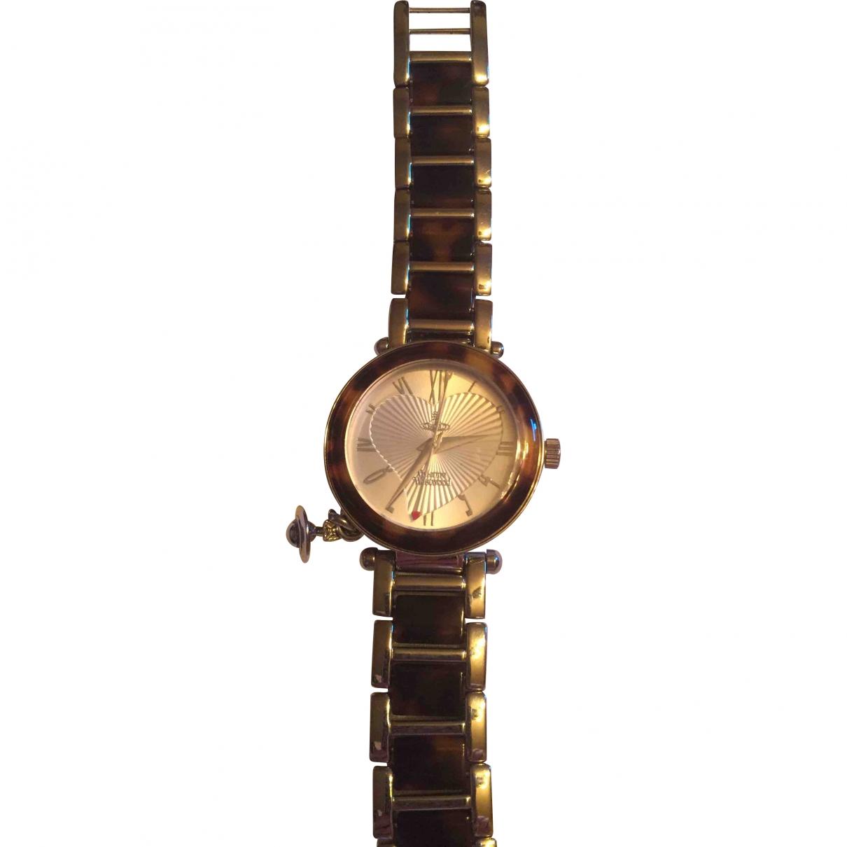 Vivienne Westwood \N Silver Silver watch for Women \N