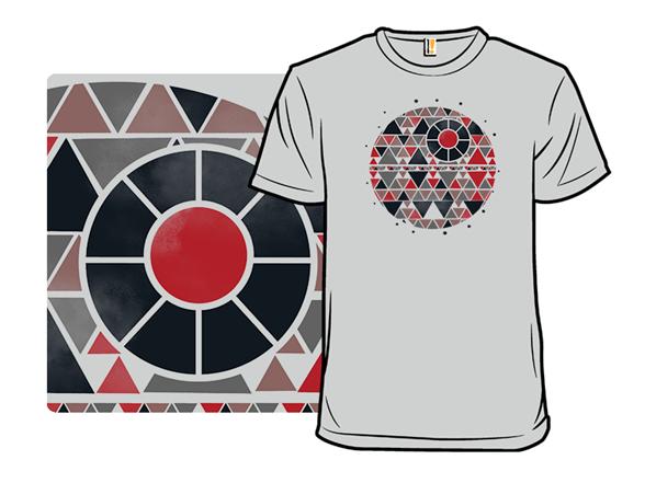 Geometric Star T Shirt