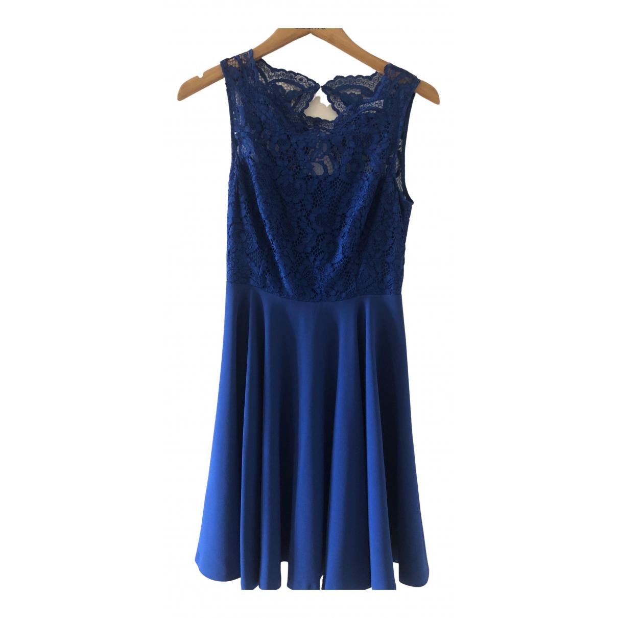 Claudie Pierlot - Robe   pour femme - bleu