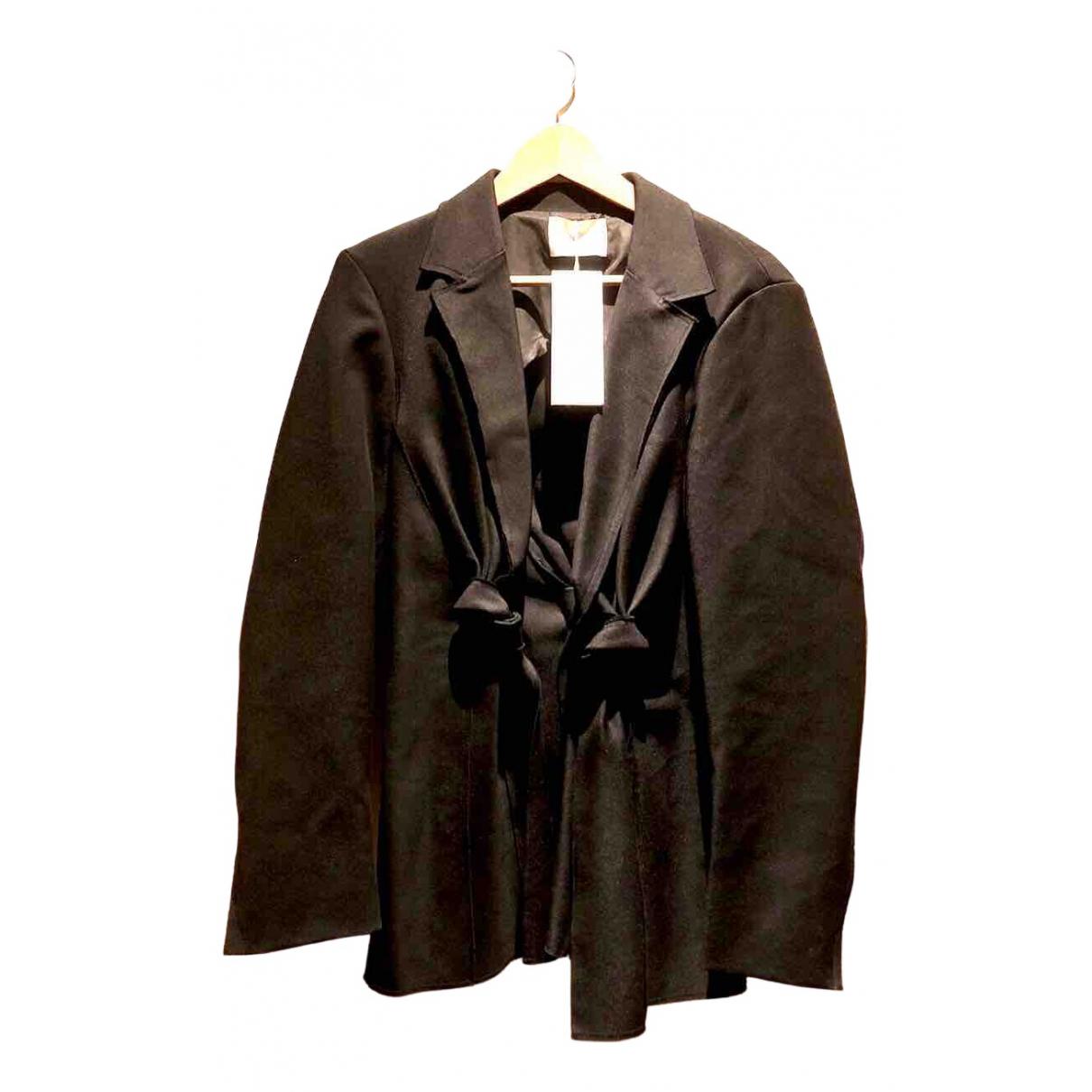 Dion Lee - Veste   pour femme en coton - noir