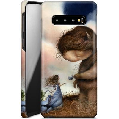 Samsung Galaxy S10 Plus Smartphone Huelle - Kindered Spirits von Dan May