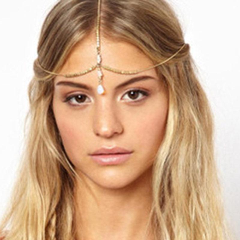 Ericdress E-Plating Head Chain Prom Hair Accessories