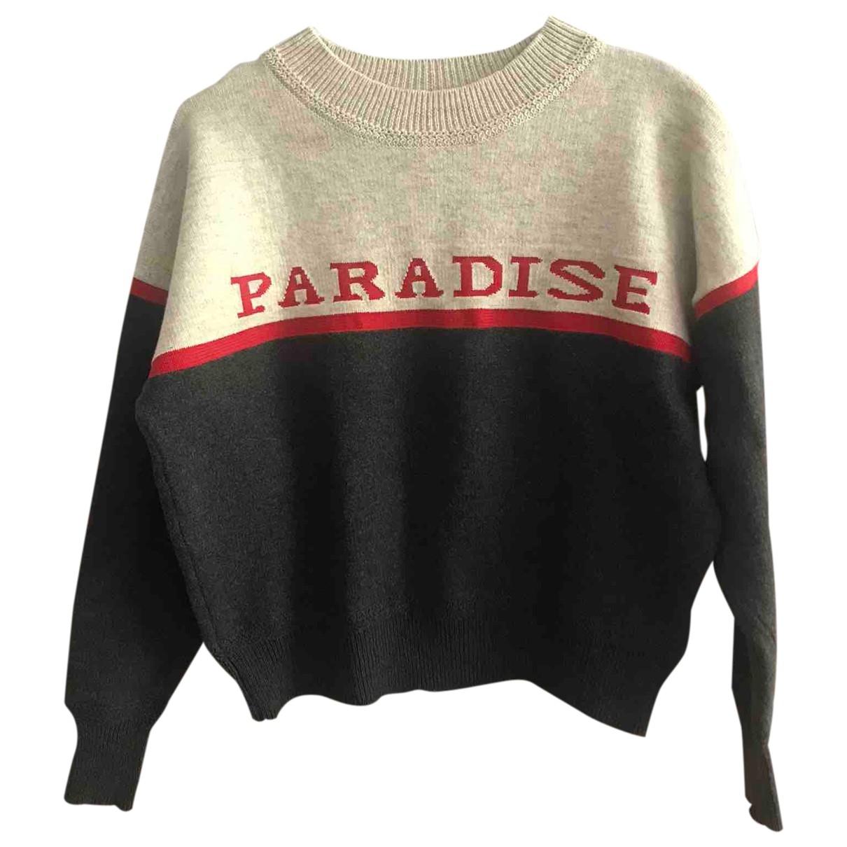 Isabel Marant Etoile \N Multicolour Cotton Knitwear for Women 34 FR
