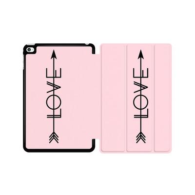 Apple iPad mini 4 Tablet Smart Case - Love Arrow von Emanuela Carratoni