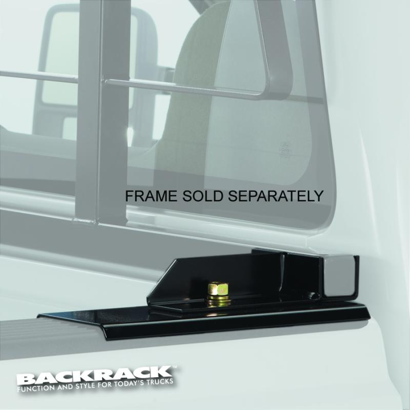 Backrack 30109 Hardware Kit-No Drill Standard, Includes Fasteners and Brackets