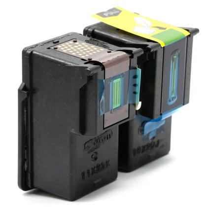 Compatible Canon PIXMA MP490 cartouches d'encre combo de noire et couleur, haut rendement