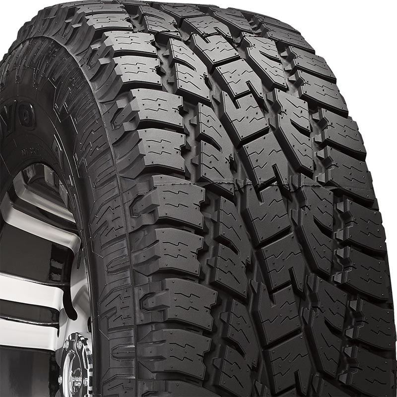 Toyo 352340 Tire Open Country A/T II Tire P 225/70 R16 101T SL BSW