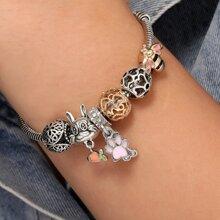 Armband mit Ball & Biene Dekor