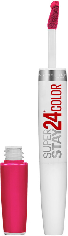 SuperStay 24 Color 2-Step Liquid Lipstick - Crisp Magenta