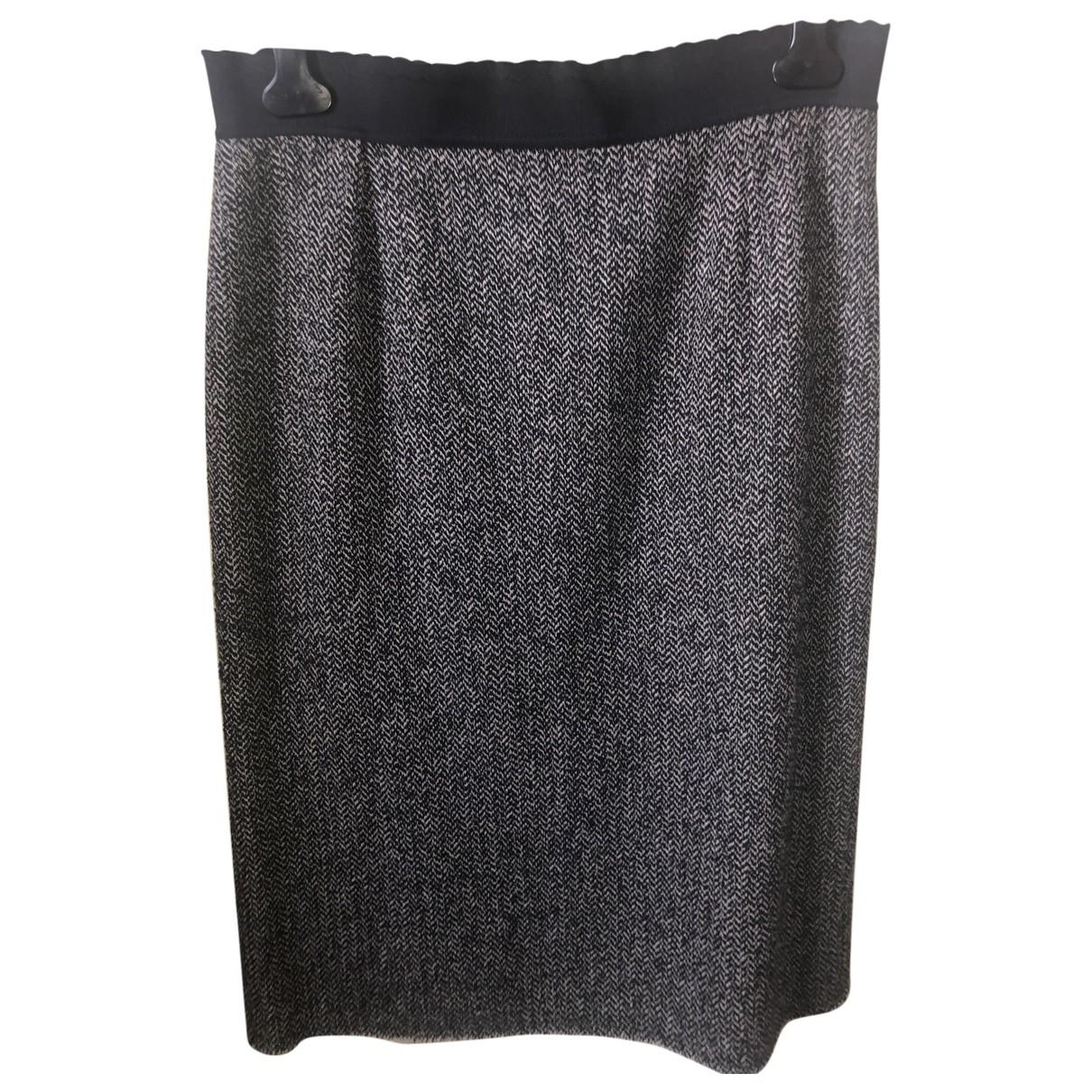 Dolce & Gabbana \N Wool skirt for Women 46 IT