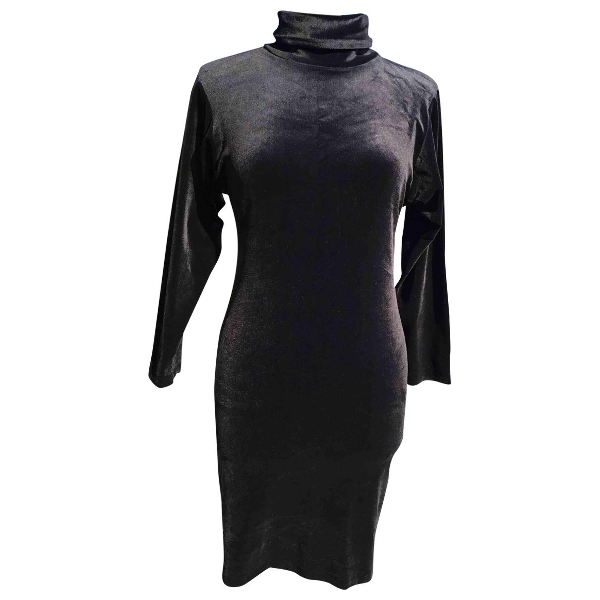 Irié \N Black Velvet dress for Women S International