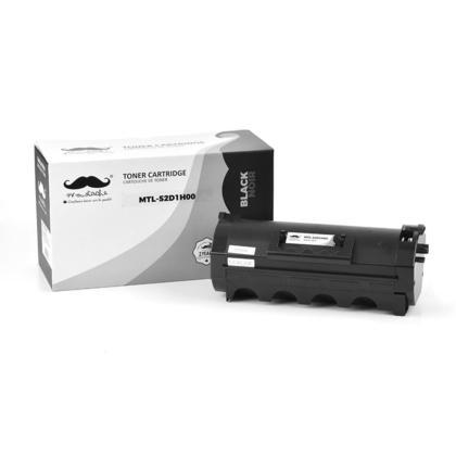 Compatible Lexmark 521H 52D1H00 Black Toner Cartridge High Yield - Moustache@