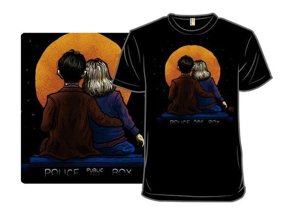 The Gallifreyans T Shirt
