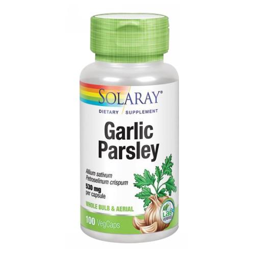 Garlic & Parsley 100 Caps by Solaray