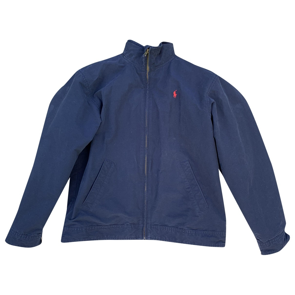Polo Ralph Lauren \N Navy Cotton jacket & coat for Kids 18 years - L FR