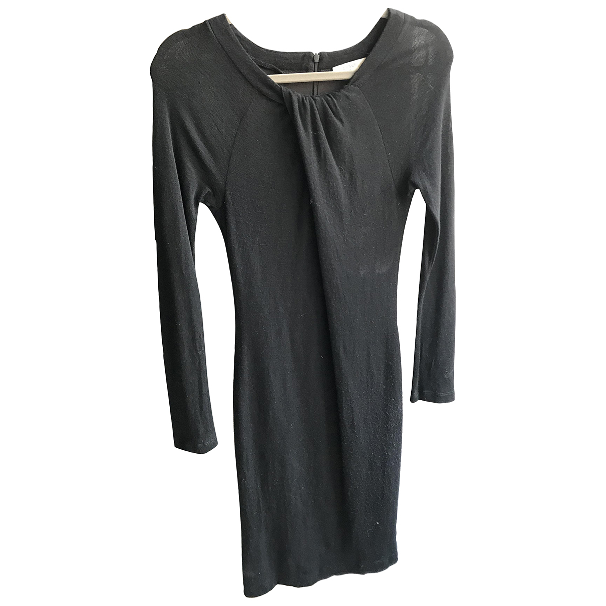 Ba&sh \N Black Wool dress for Women 2 0-5