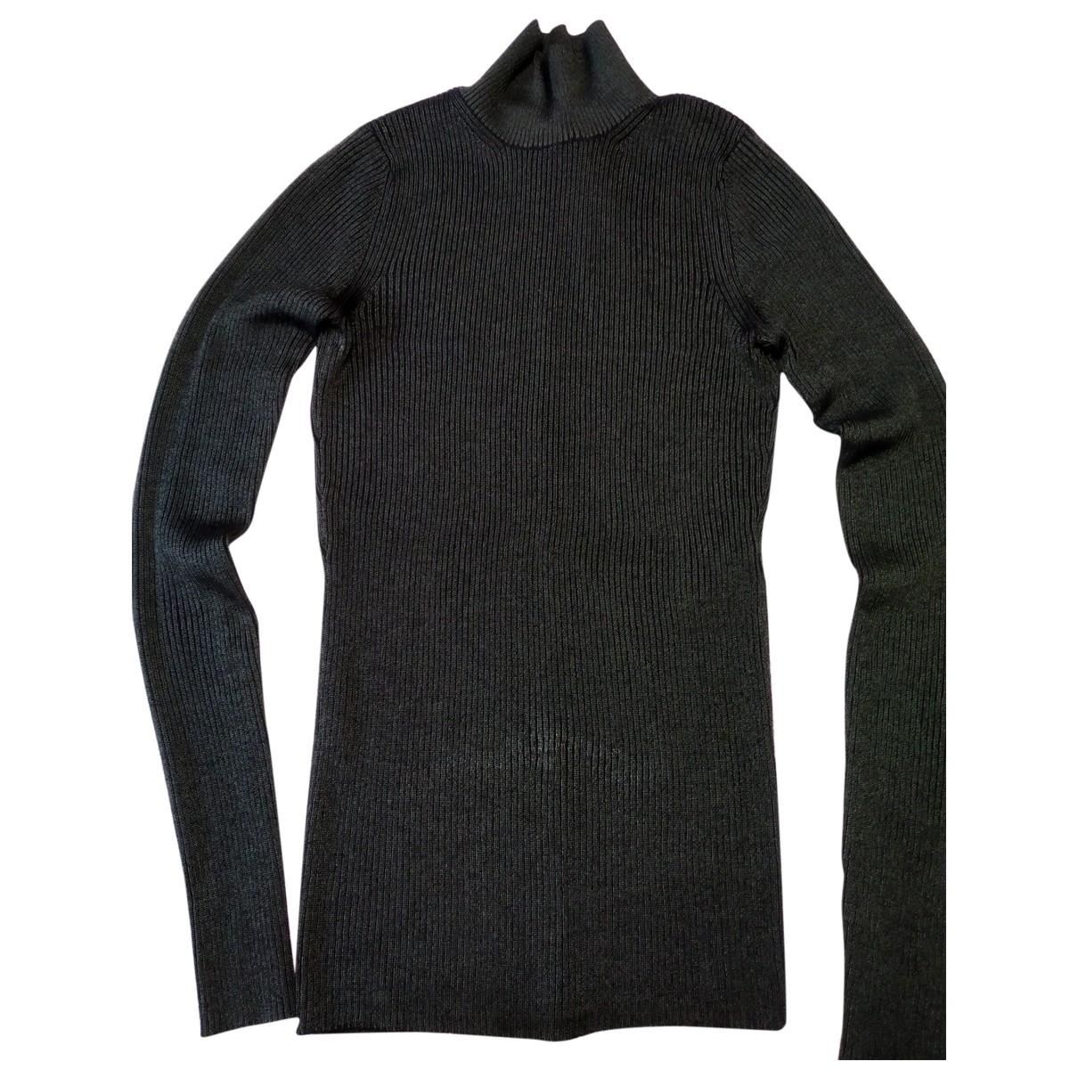 Diane Von Furstenberg - Pull   pour femme en laine - vert