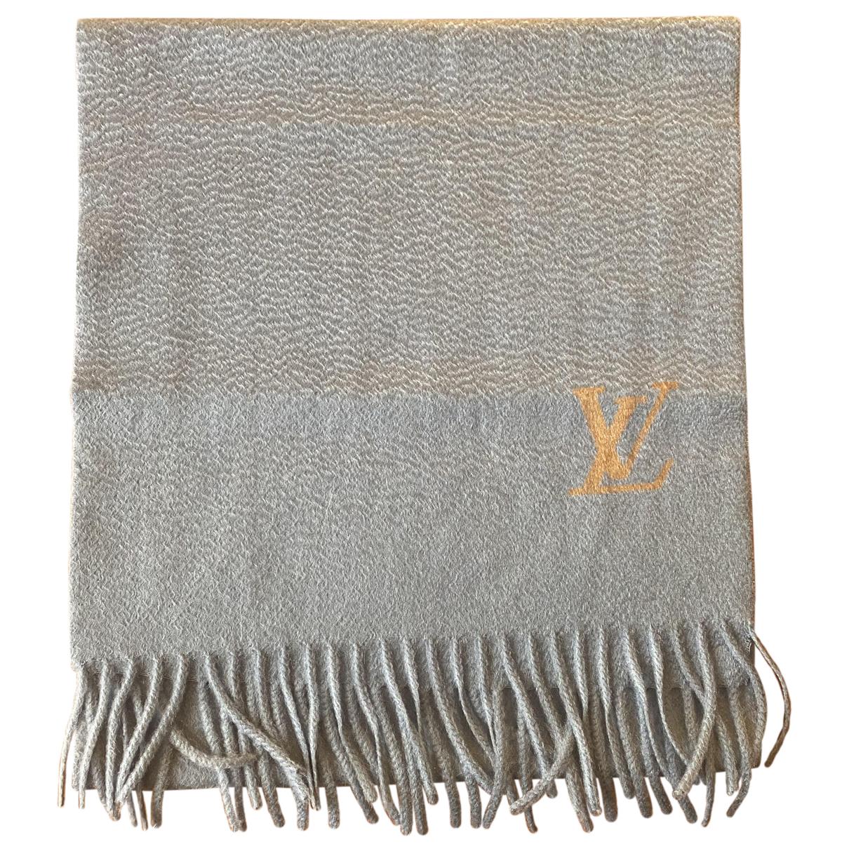 Pañuelo / bufanda de Cachemira Louis Vuitton