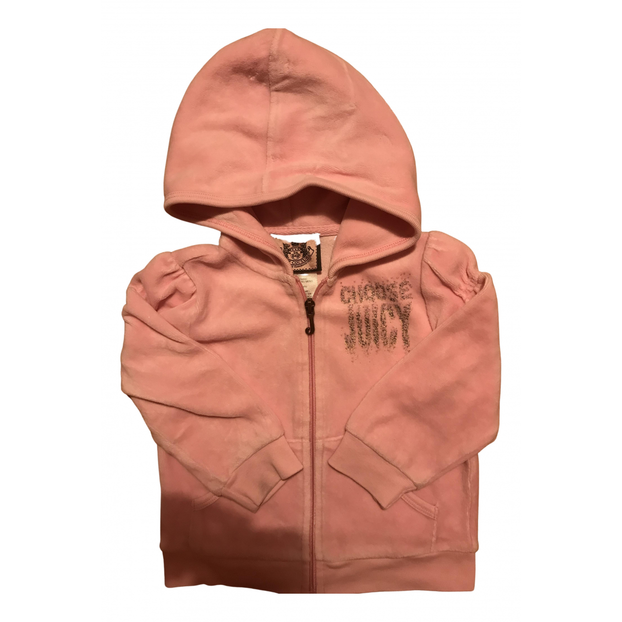 Juicy Couture N Pink Cotton jacket & coat for Kids 18 months - up to 81cm FR