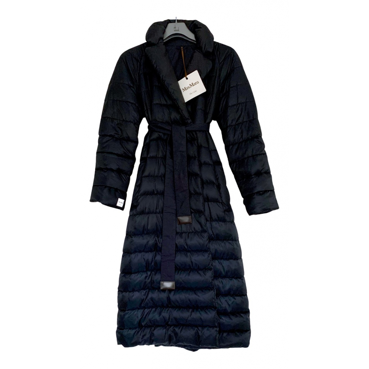 Max Mara 's N Navy coat for Women 38 FR