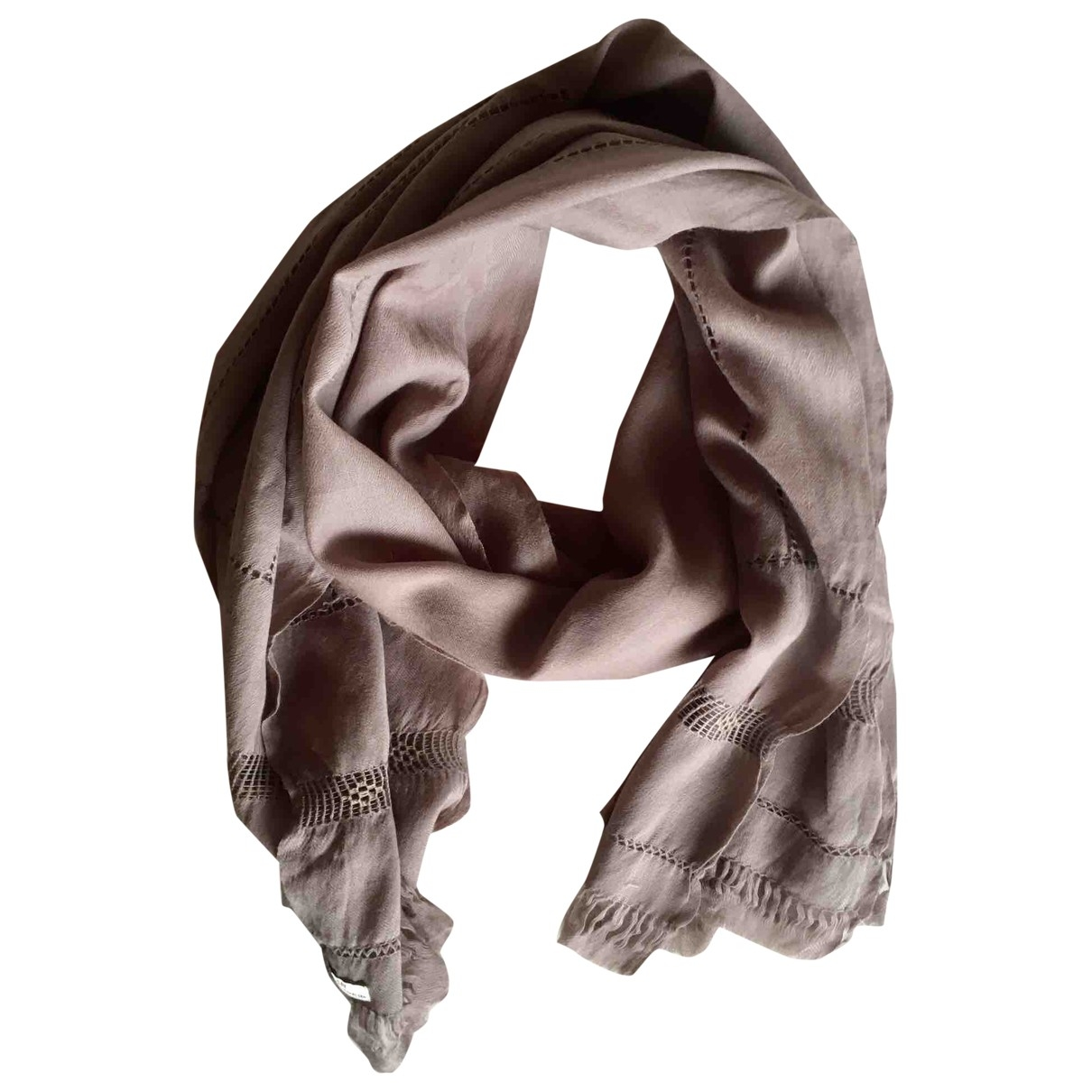 Day Birger & Mikkelsen \N Beige Wool scarf for Women \N