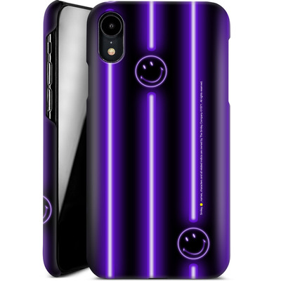 Apple iPhone XR Smartphone Huelle - Electro Nights von Smiley®