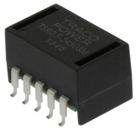 TRACOPOWER Surface Mount Switching Regulator, 12V dc Output Voltage, 15 → 32V dc Input Voltage, 500mA Output