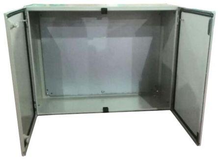 RS PRO Steel Wall Box, IP66, 250mm x 600 mm x 1200 mm, Grey