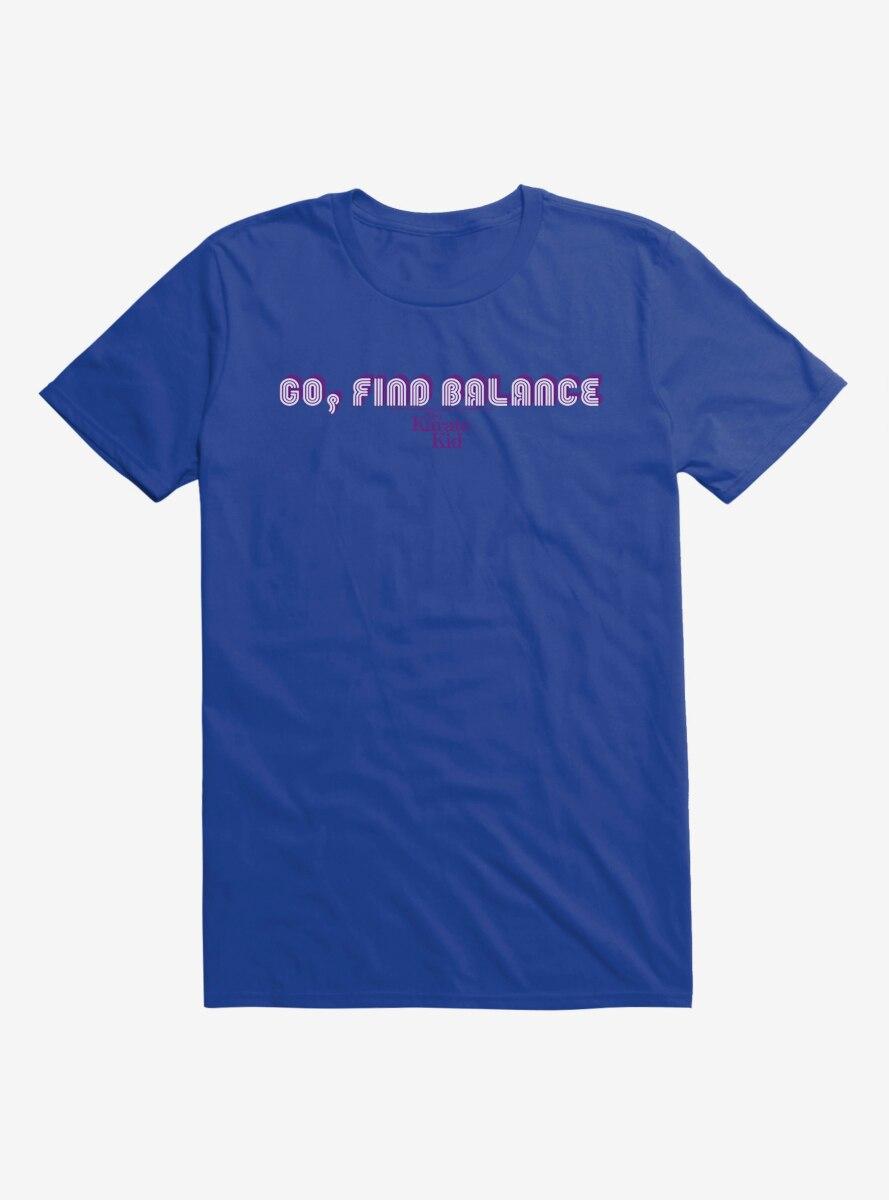 The Karate Kid Go, Find Balance T-Shirt