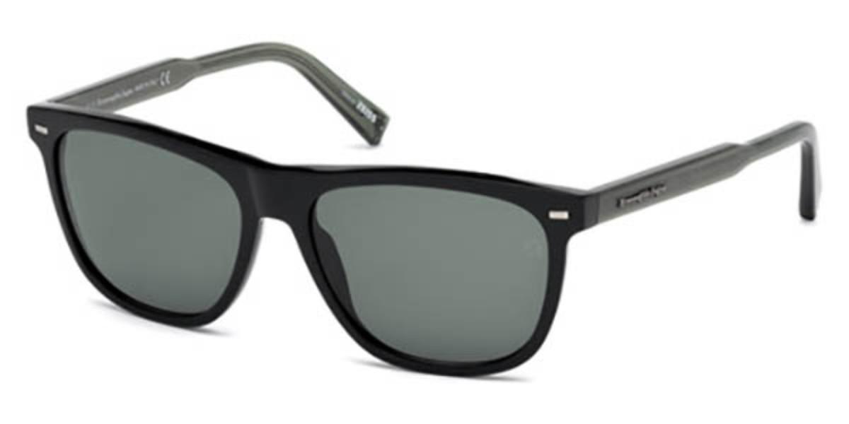 Ermenegildo Zegna EZ0041 01N Men's Sunglasses  Size 57