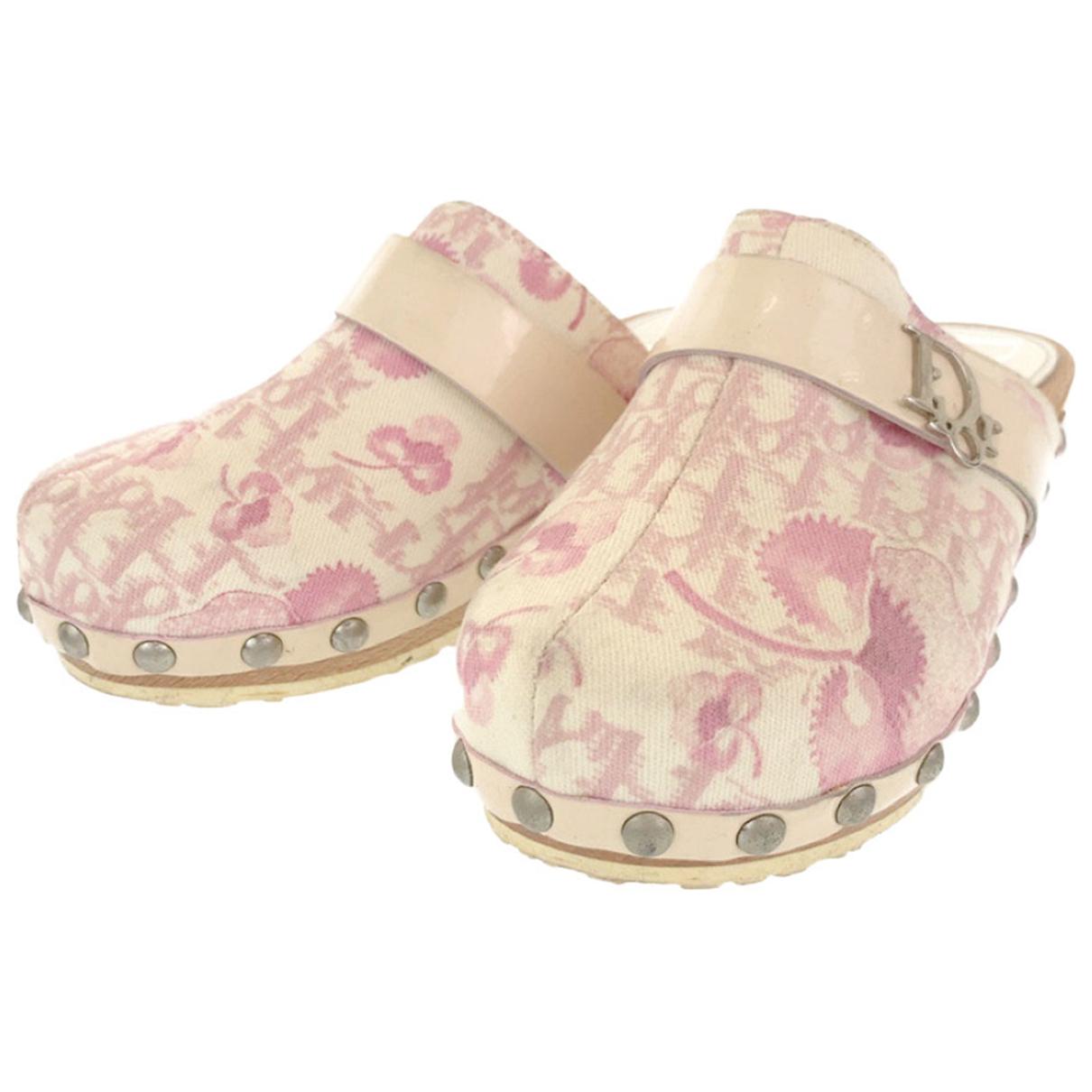 Dior - Sandales   pour femme en toile