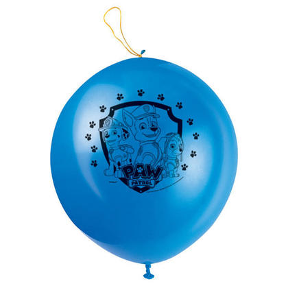 Paw Patrol Punch Balloons, 2ct For Birthday Party