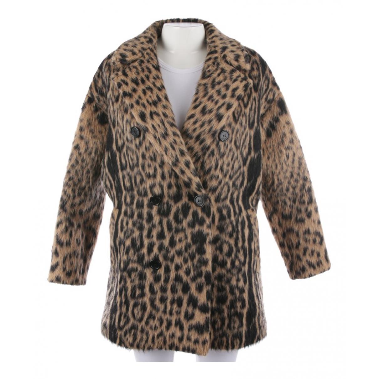 Saint Laurent \N Beige Cotton jacket for Women 38 FR