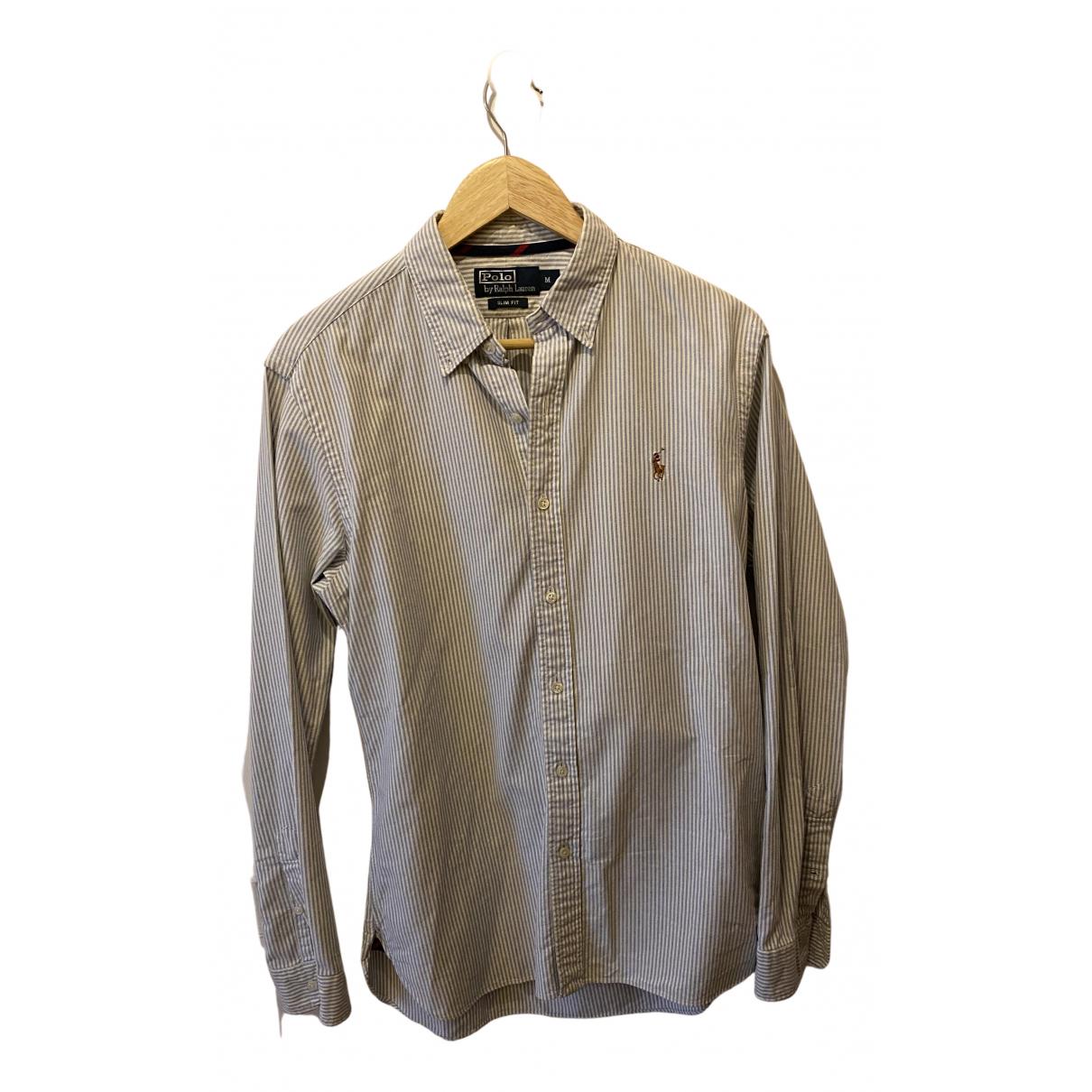 Polo Ralph Lauren N Cotton Shirts for Men M International