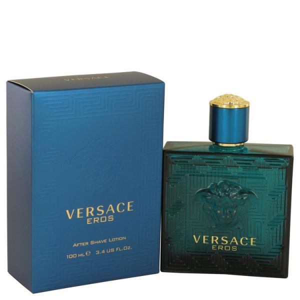 Eros - Versace Locion aftershave 100 ML