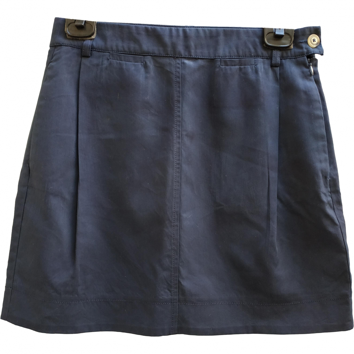 See By Chloé \N Blue Cotton skirt for Women 40 IT