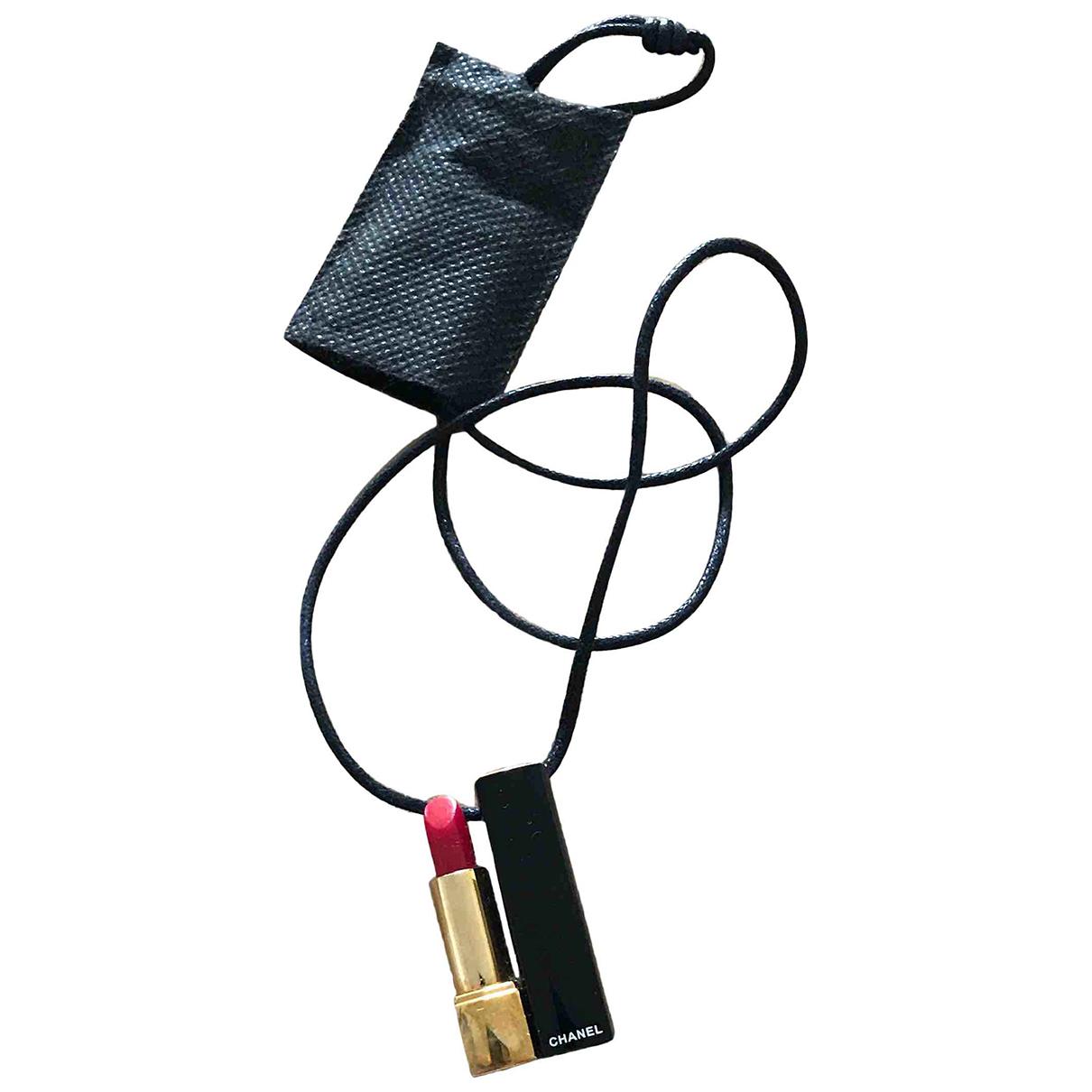 Chanel - Collier   pour femme en acier